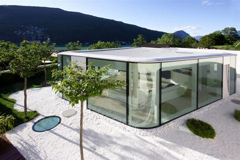 Villa A Schiera Via Preb