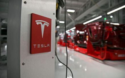Tesla-tracking-system